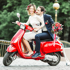 Wedding photographer Liza Medvedeva (Lizamedvedeva). Photo of 27.05.2016