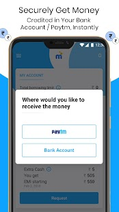 Instant loan for college students – mPokket Screenshot