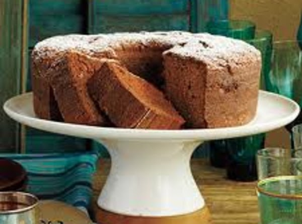 Mexican Chocolate Pound Cake Recipe