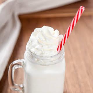 Starbucks Vanilla Bean Frappuccino.