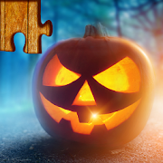 Halloween Jigsaw Puzzles Game - Kids & Adults