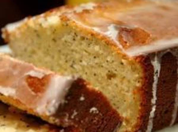 Lemony Poppy Seed Tea Loaves Recipe