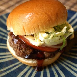 Teriyaki Burger Recipe