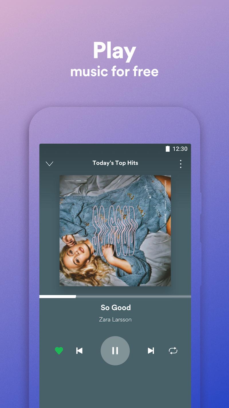 Spotify Lite v0.12.66.38 [Ad-Free]