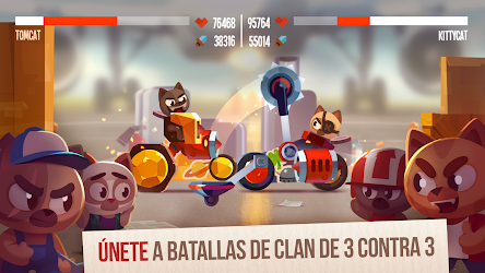 Descargar CATS: Crash Arena Turbo Stars APK MOD Hackeado 3