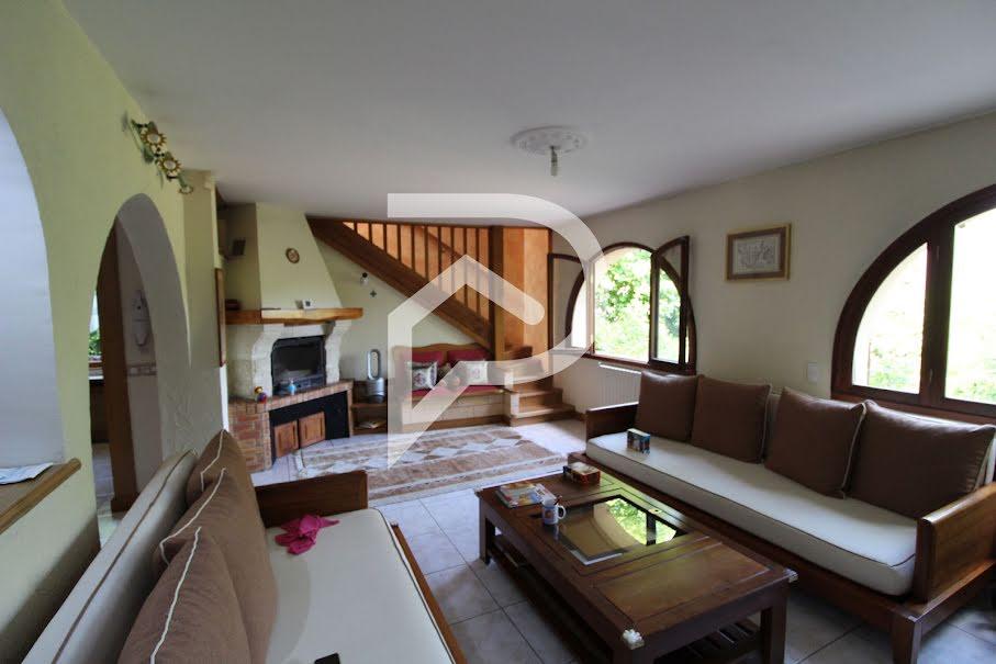 Location meublée maison 5 pièces 121.97 m² à Parmain (95620), 1 900 €