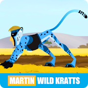 Wild Martin Kratts Creature Power APK