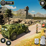 US Army Transporter Truck Driving Games 2018