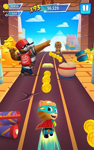 Talking Tom Hero Dash - Run Game  screenshots 12