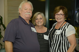 Photo: Allen Beebe, Cindi Beebe, Betty (Hodgkins) Donohoe