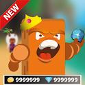 King Brick - Guide for FreeFire Diamond icon