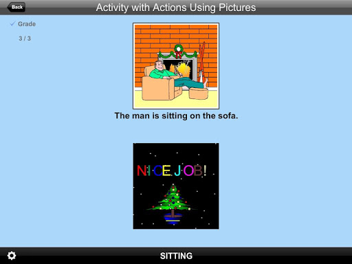Activity with Actions Pic Lite