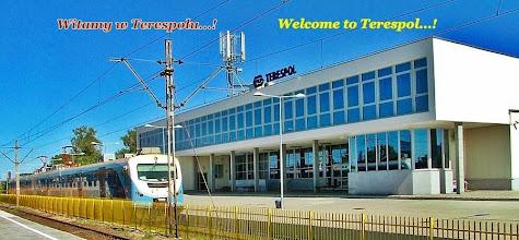 Photo: Terespol - Dworzec PKP