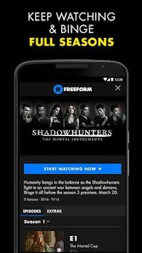 Freeform – Stream Full Episodes, Movies, & Live TV
