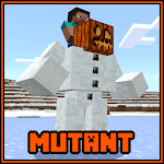 Mutant Creatures MCPE Mod Addon Icon