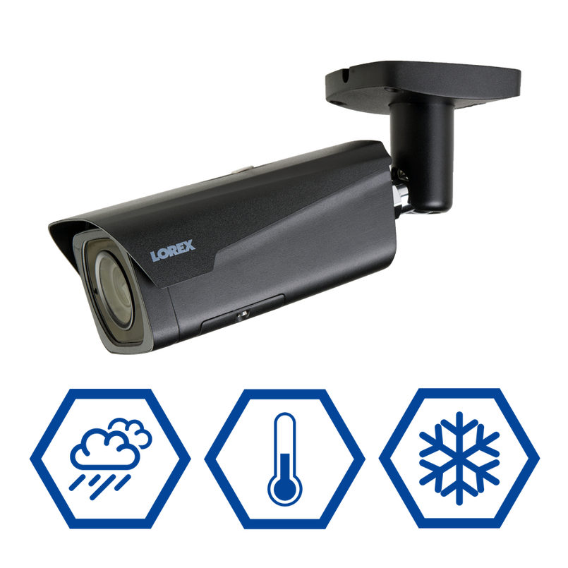 IP67 weatherproof security camera
