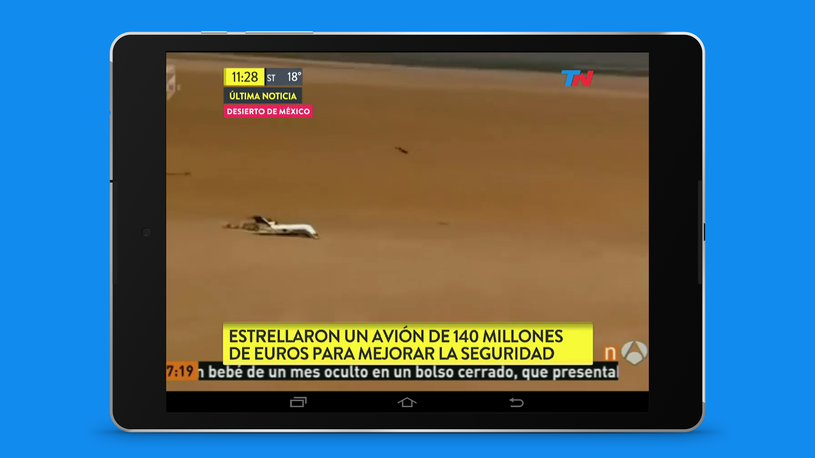 Tn todo noticias android apps on google play for App noticias android