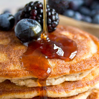 Paleo Coconut Pancakes (Low Carb, Gluten Free) Recipe