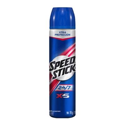 desodorante speed stick spray 24/7 x5 150ml