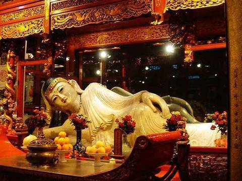 Photo Temple du Bouddha de Jade