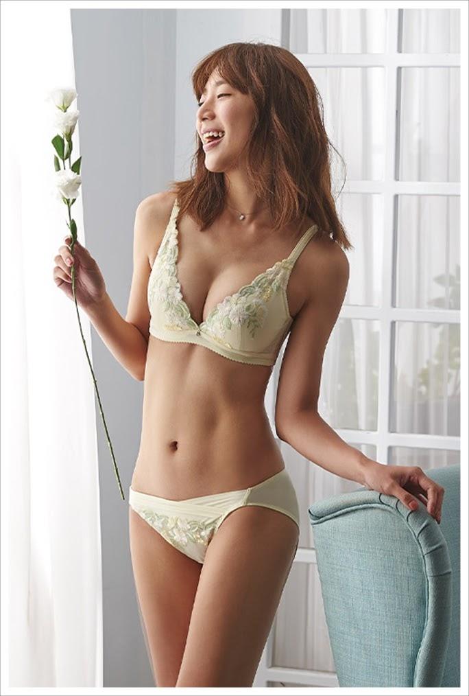 蕾黛絲-戀戀扶桑V真水胸罩