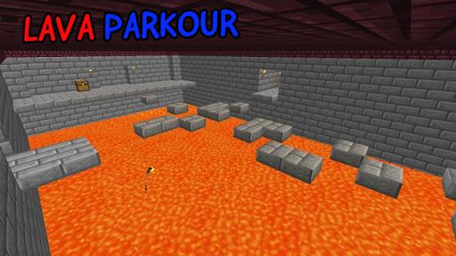 Parkour for MCPE screenshot 1