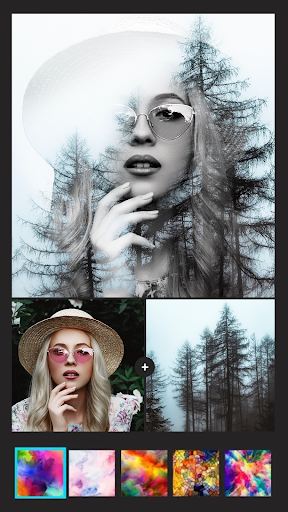 Instasquare Photo Editor: Drip Art, Neon Line Art 2.1.8 Screenshots 8