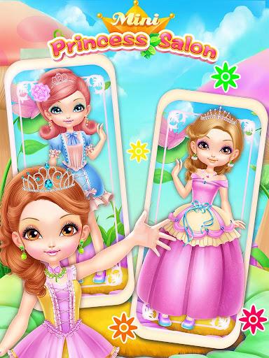 Mini Princess Salon: Girl Game  screenshots 2