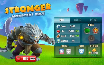 Monster Legends APK screenshot thumbnail 9