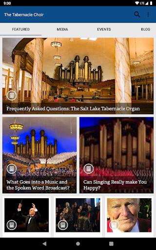 The Tabernacle Choir screenshot 10