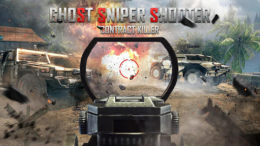 Ghost Sniper Shooter  : Contract Killer 1.0.3 screenshots 1