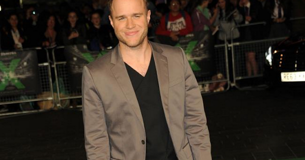 Olly Murs was rejected by Big Brother