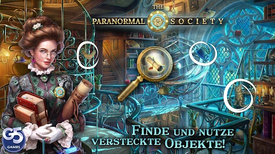 The Paranormal Society: Wimmelbildabenteuer Screenshot
