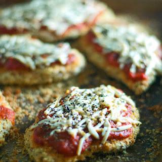 Gluten Free Baked Chicken Parmesan
