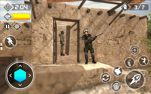 Combat Strike CS 🔫 Counter Terrorist Attack FPS💣 Screenshot
