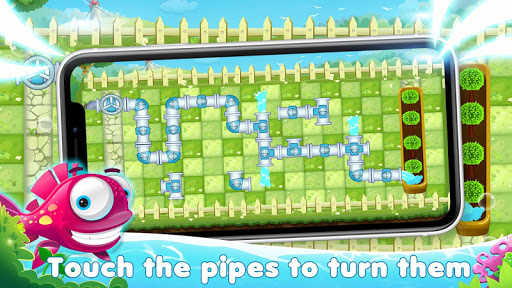 Plumber - Connect Pipes screenshots 5