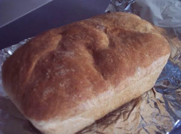 Simply Wonderful Bread