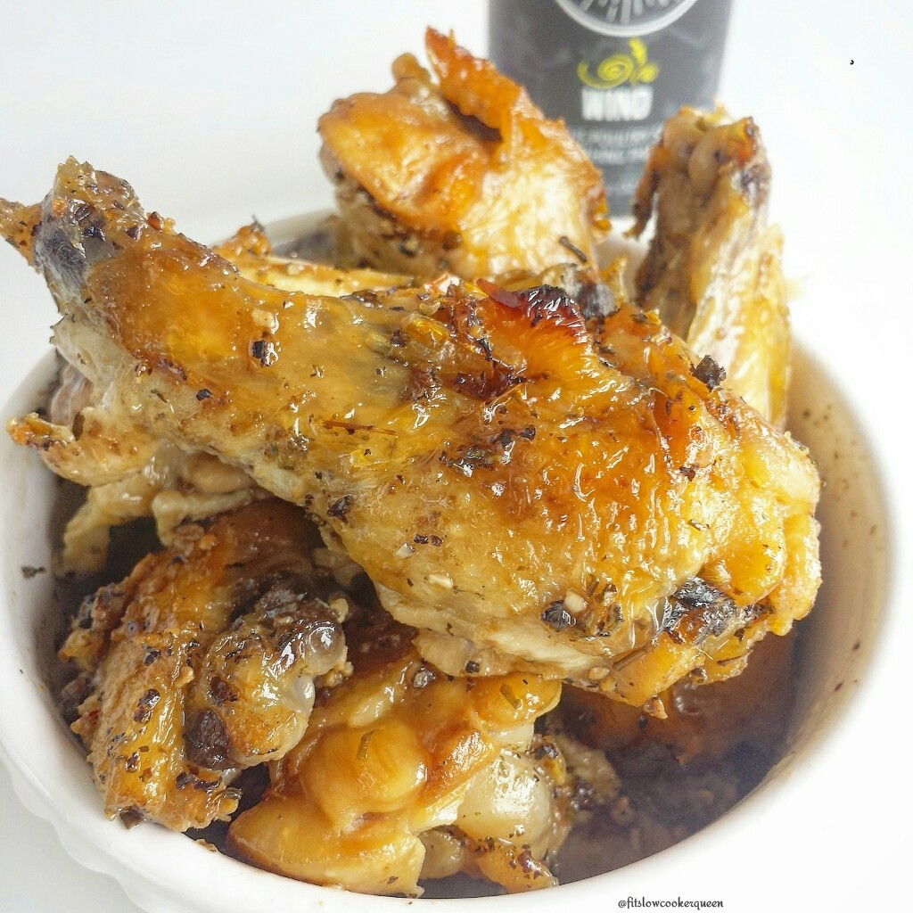 10 Best Healthy Chicken Wings Crock Pot Recipes