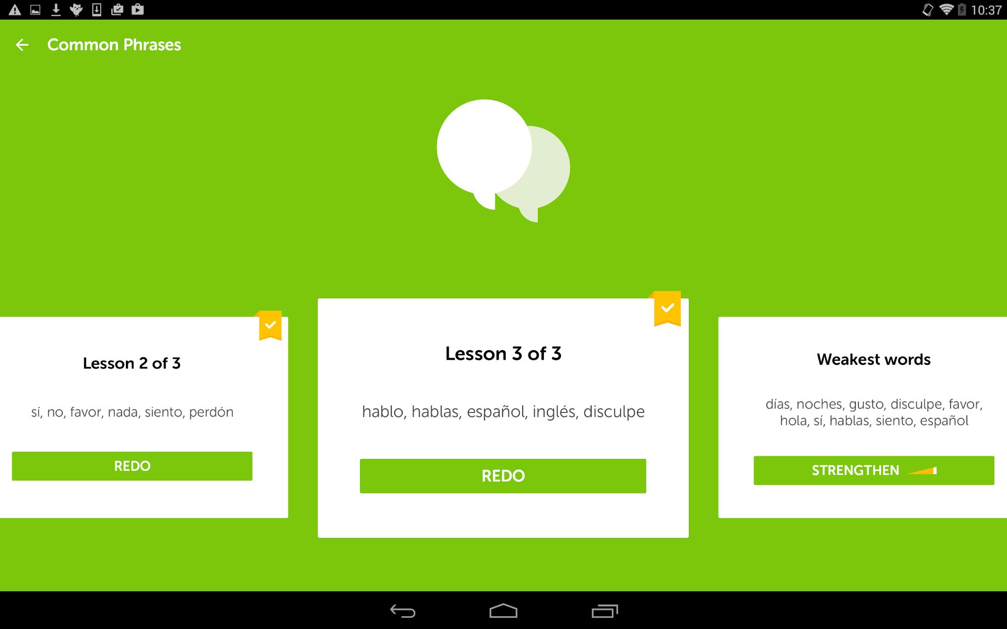 Duolingo: Learn Languages Free screenshot #9
