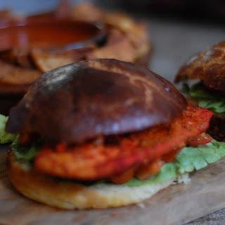 Peri Peri Chicken Burgers