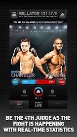 Bellator MMA Screenshot 1