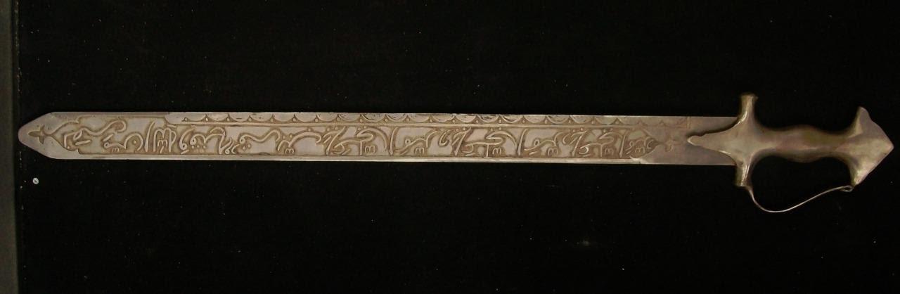 Оригинальный интересный редкий талвар Ритуальный Индо-персидский меч-могольсько-индийский Талвар