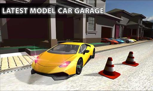 HD Car Parking: 3D Sports Cars