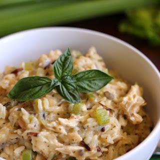 Pat's Chicken & Wild Rice Casserole.