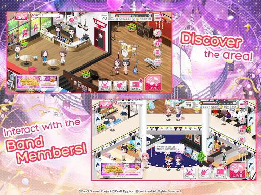 BanG Dream! Girls Band Party! modavailable screenshots 13