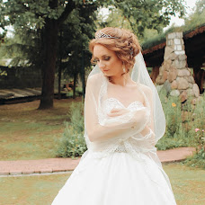 Wedding photographer Anastasiya Svorob (svorob1305). Photo of 28.09.2017