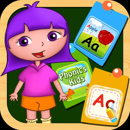 教育App|遊戲學英語ABC好玩又開心 LOGO-3C達人阿輝的APP