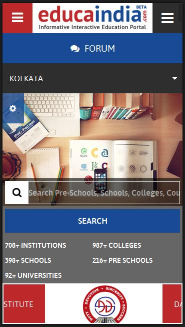 EducaIndia- screenshot