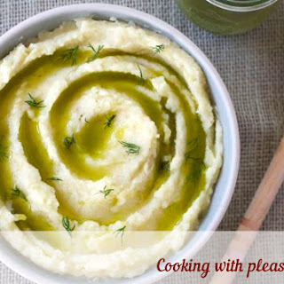 Mashed Potatoes With Celery