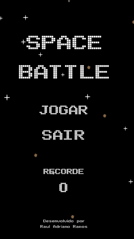 android Space Battle FREE Screenshot 0